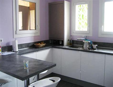 cuisine moderne en u rénovation d 39 une villa à le val domozoom com