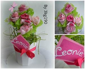Cadeau De Naissance Garçon : hummmmmm des fleurs cadeau de naissance original fille gar on cartonnerie cr ative ~ Teatrodelosmanantiales.com Idées de Décoration