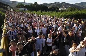 M U00e1s De 35 000 Venezolanos Cruza La Frontera Con Colombia Para Abastece