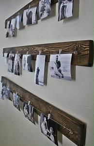 Ideen Fotos Aufhängen : die besten 25 fotos aufh ngen ideen auf pinterest bilder auf zeichenfolge bild herzwand und ~ Yasmunasinghe.com Haus und Dekorationen