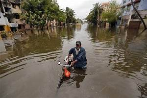 How Chennai Floods Stack Up Against Other Natural ...