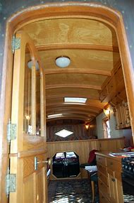 Homemade Truck Camper Trailers Interiors