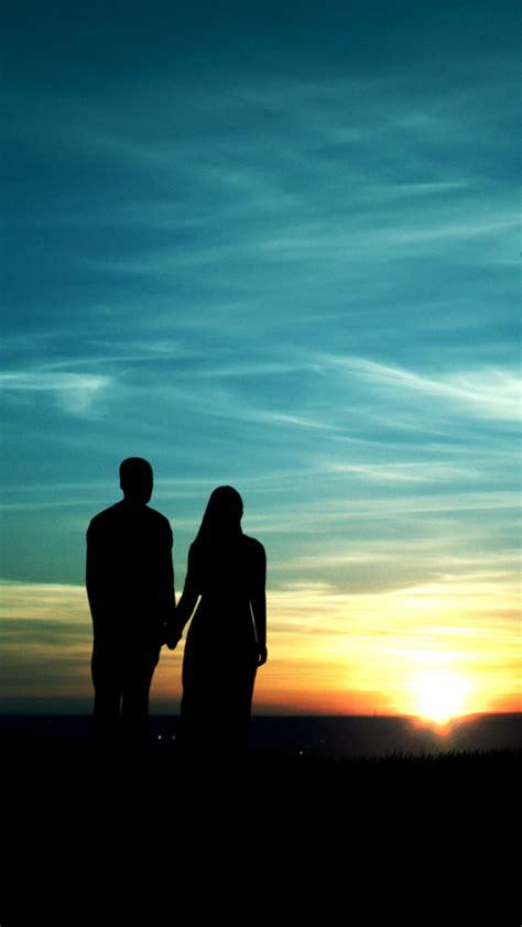Sunset Lovers Smartphone Hd Wallpapers ⋆ Getphotos