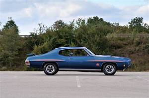 1970  Pontiac  Gto  Judge  Hardtop  Muscle  Classic  Old