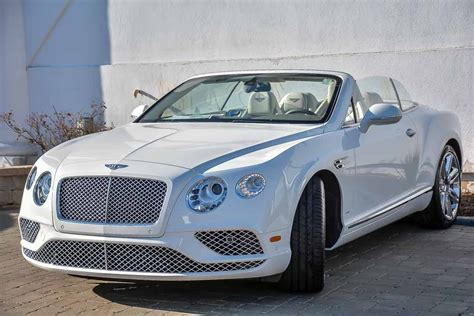 New 2018 Bentley Continental Gtc Mulliner Convertible In
