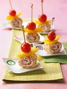 leckere salami spieße rezept in 2020 fingerfood