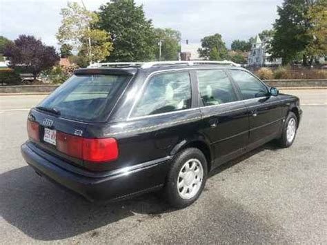 books on how cars work 1996 audi a6 on board diagnostic system sell used 1996 audi a6 avant quattro loaded with options 3rd row seat in kingston massachusetts