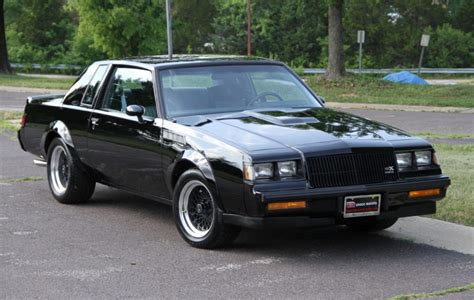 1987 Grand National For Sale by 28k Mile 1987 Buick Grand National Gnx For Sale On Bat