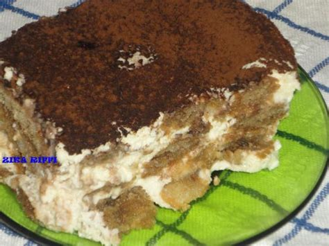 tiramisu sans mascarpone desserts tiramisu sans mascarpone a ma fa 199 on cuisine de zika