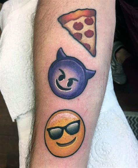 emoji tattoo designs ideas  meaning tattoos
