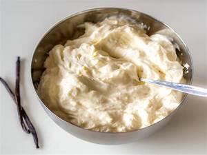 Vanillecreme Rezept (Crème Pâtissière oder Konditorcreme