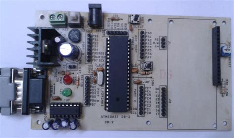 Atmega Development Board Avr Freaks
