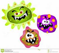 Bacteria Clipart Image...