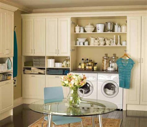 Brilliant Ways To Organize And Add Storage To Laundry Rooms