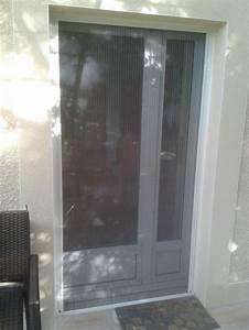 Moustiquaire Porte D Entrée : moustiquaire de porte ~ Melissatoandfro.com Idées de Décoration