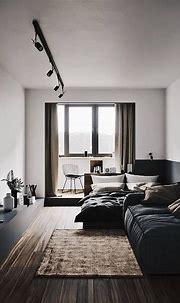"The Minimalist on Instagram: ""📐 Beautiful small apartment ..."