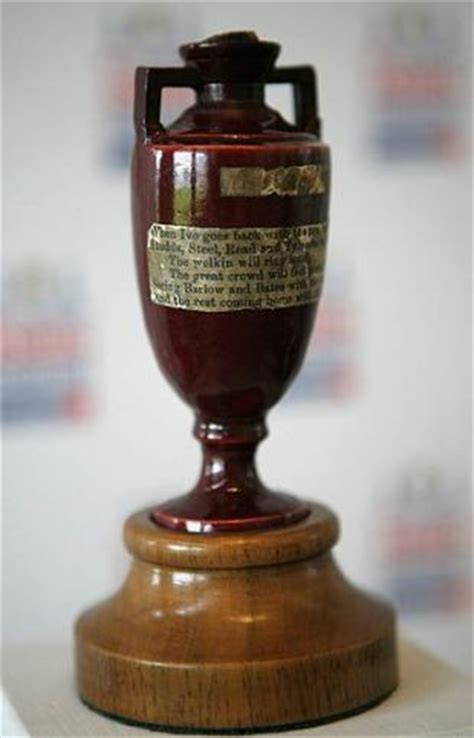 ashes cricket trophy a history of the ashes cricket espncricinfo