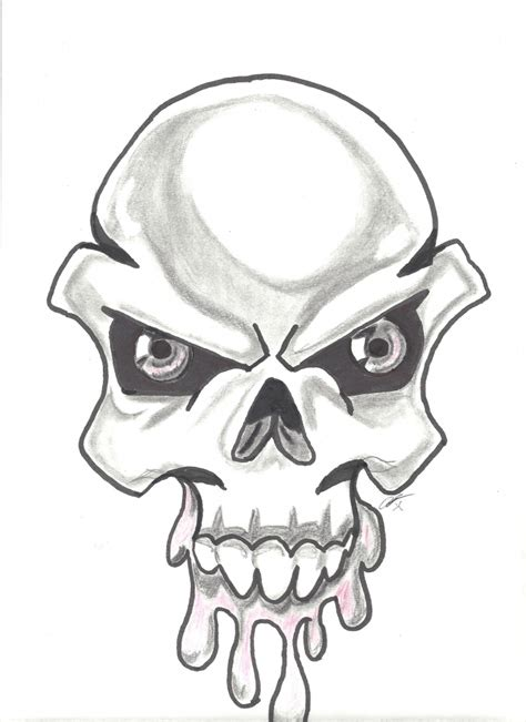 Best Skull Drawings Ideas And Images On Bing Find What You Ll Love