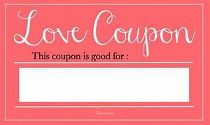 28 images of for him love coupons template infovianet With love coupons for him template