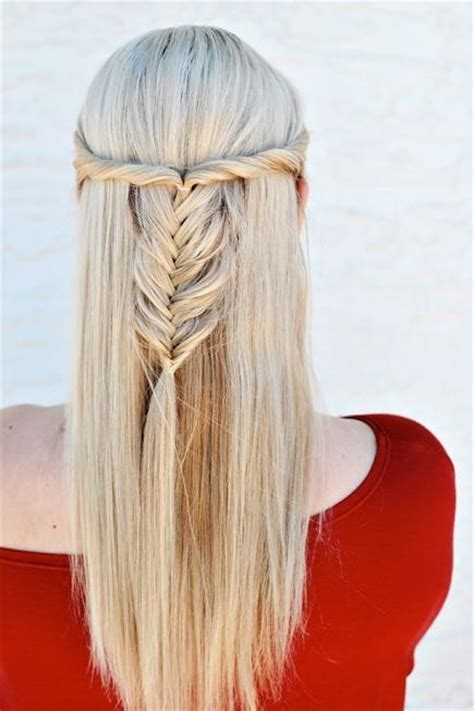 twisted fishtail  prettiest