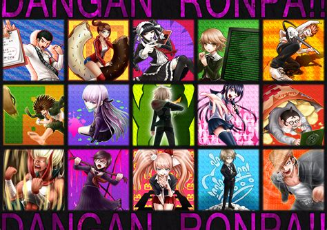 Danganronpa The Animation Wallpaper - 127 danganronpa hd wallpapers backgrounds wallpaper abyss