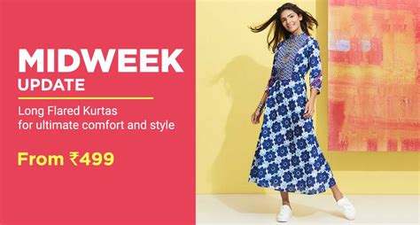 2018 new year clothing deals online ericdress shop for kurtis kurtas rs 699 10 instant