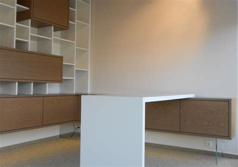 bureau biblioth ue int r bibliothèque d 39 angle avec bureau miwweltrend