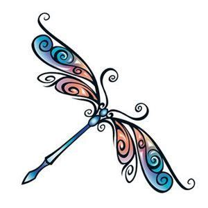 tribal dragonfly tattoo related keywords suggestions