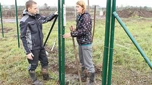 Stavba plotu svépomocí