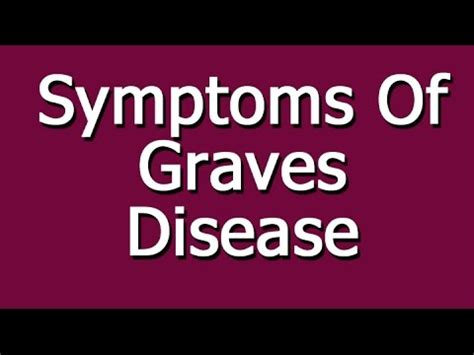 Symptoms Of Graves Disease  Youtube. Clapboard Signs. Singer Signs Of Stroke. Match Signs Of Stroke. Printable Handicap Signs. Bio Signs Of Stroke. Bully Signs. Engine Oil Signs Of Stroke. Reveal Signs