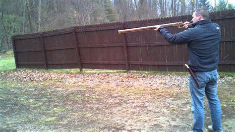 Kentucky Rifle Kit Test.