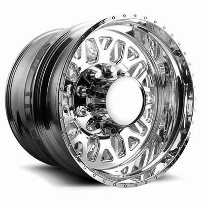 Dually Wheels Fuel Inch 28 Rear Lug