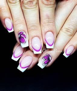 Purple nail art ideas nenuno creative