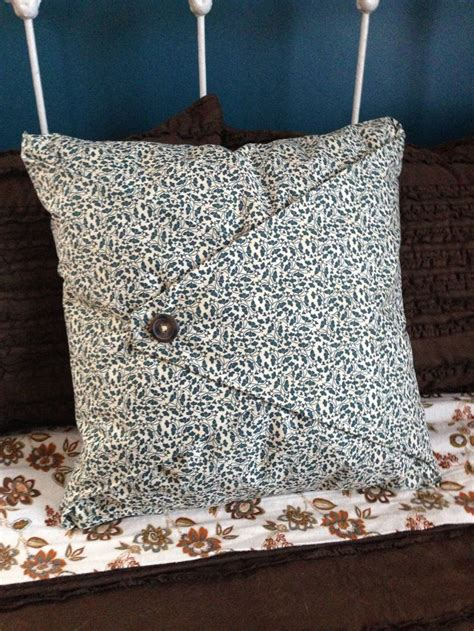 how to make pillows no sew sofa cushion covers almost no sew box cushions