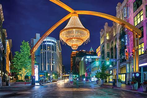 cleveland playhouse square chandelier glenn petranek cleveland