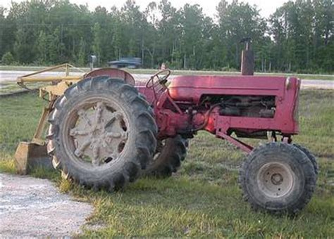 allis chalmers d17 diesel high crop tractorshed