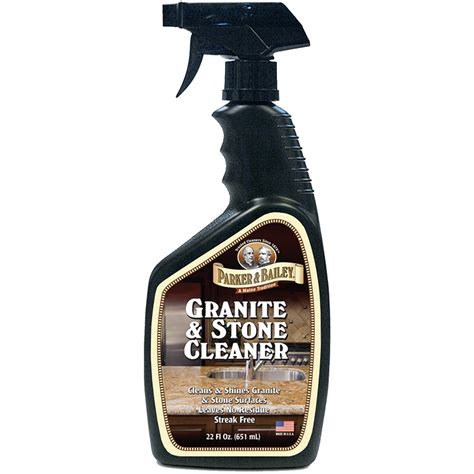 bailey granite cleaner 24oz