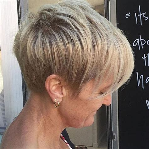 35 best short haircuts for over 50 haircuts hairstyles 2018