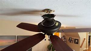 Control 3-speed Ceiling Fan And Light Kit