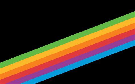 aesthetic rainbow wallpapers