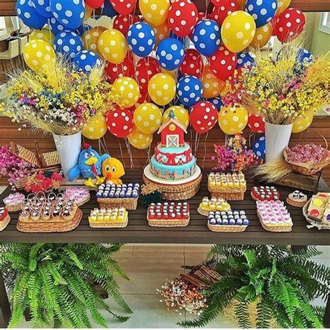 Festa Infantil Tema Galinha Pintadinha Nossa Festa