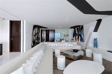 home interior com ultra modern house in ibiza by a cero decoholic