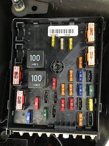 25 2012 Vw Cc Fuse Box Diagram