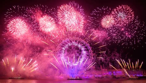 New Year's Eve Fireworks  Things To Do In London