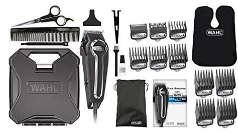 Wahl Elite Pro High Performance Haircut Kit #79602 Our