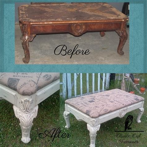 using a bench as a coffee table old coffee table turned into a bench using annie sloan