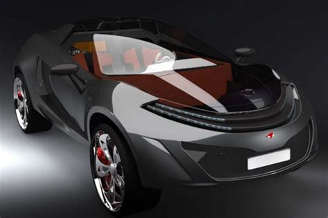mclaren suv mclaren suv possible but not for production product
