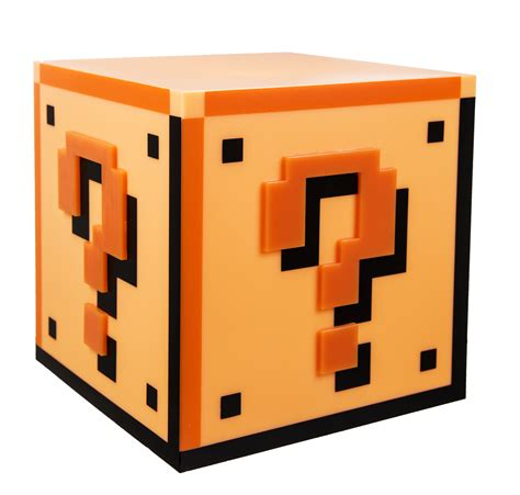 Mario Question Block L Uk by Nintendo Mario Brothers Question Block Light
