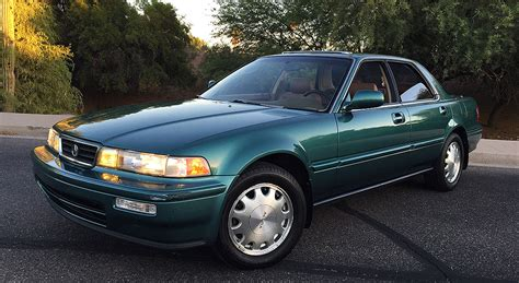 curbside classic 1994 acura vigor gs north america s