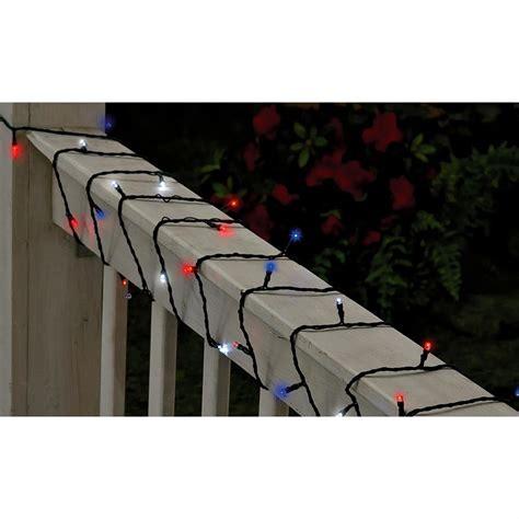 white and blue solar string lights 136088 solar